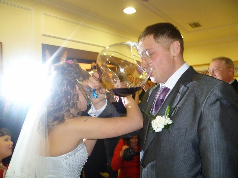 свадебный тост свадьба зимой