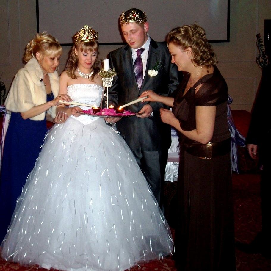 свадебные трпдиции