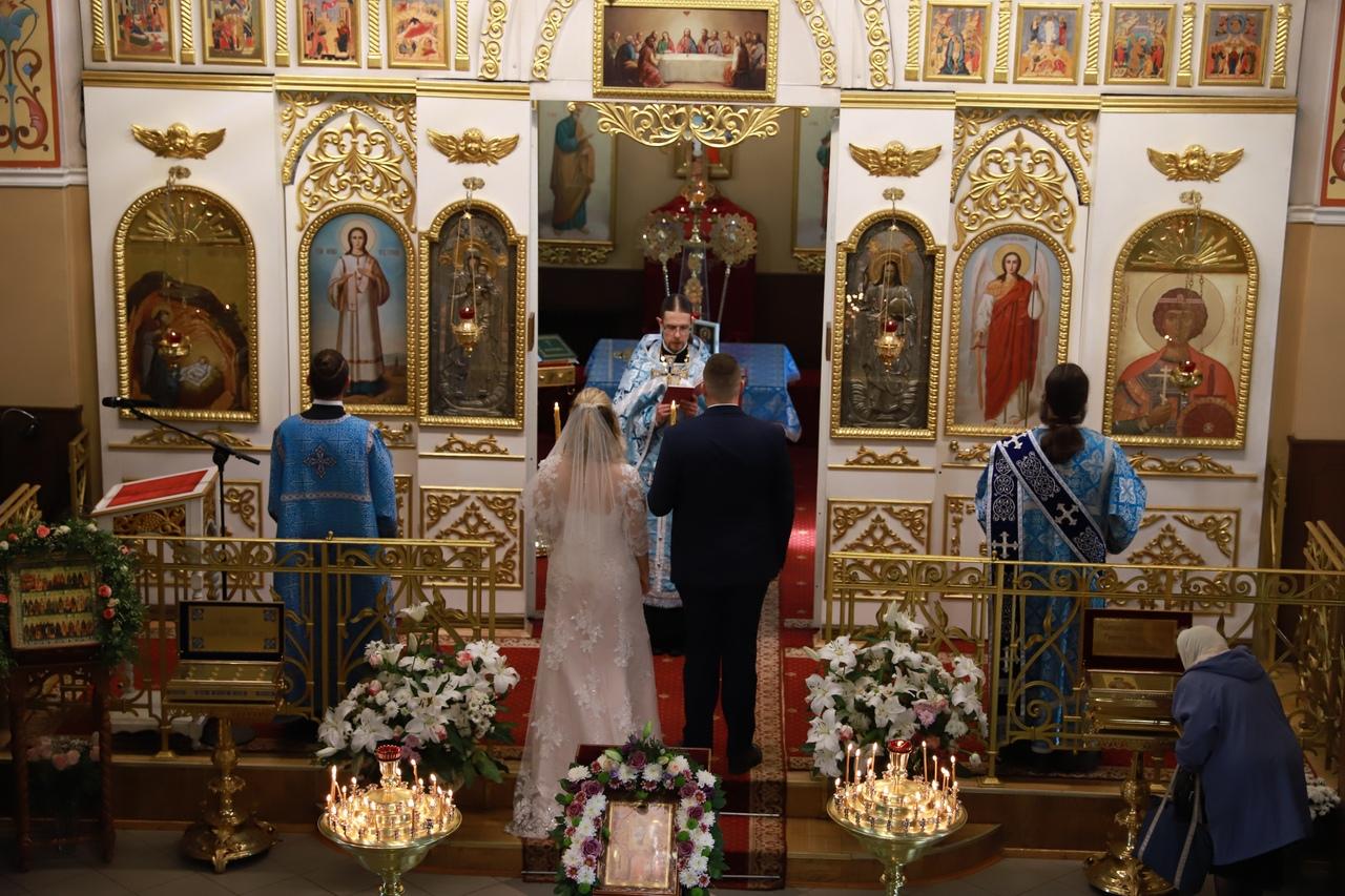 венчание в Санкт-Петербурге