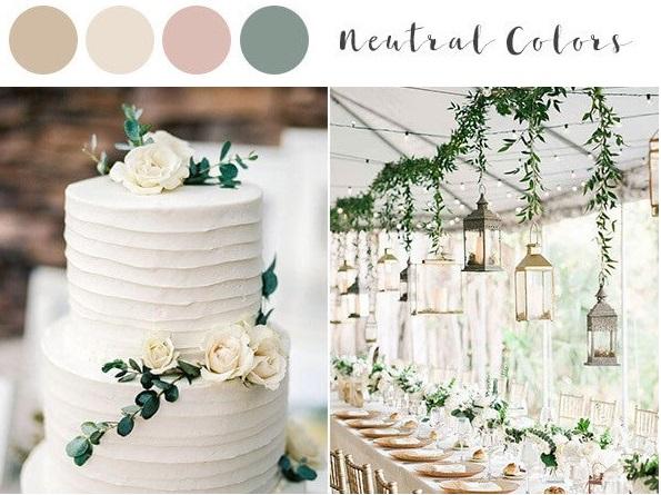 neutral-spring-summer-wedding-color-ideas-2021