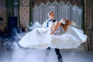 свадебный тпнец