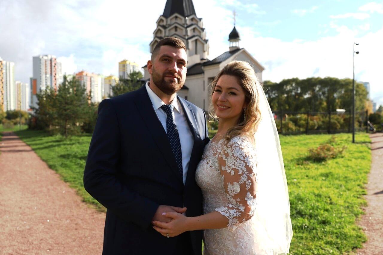 венчание в купчино