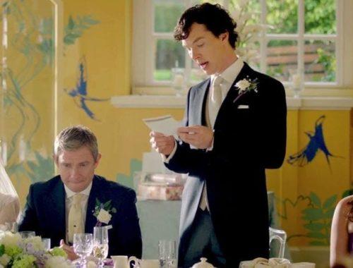 речь шафера на свадьбе