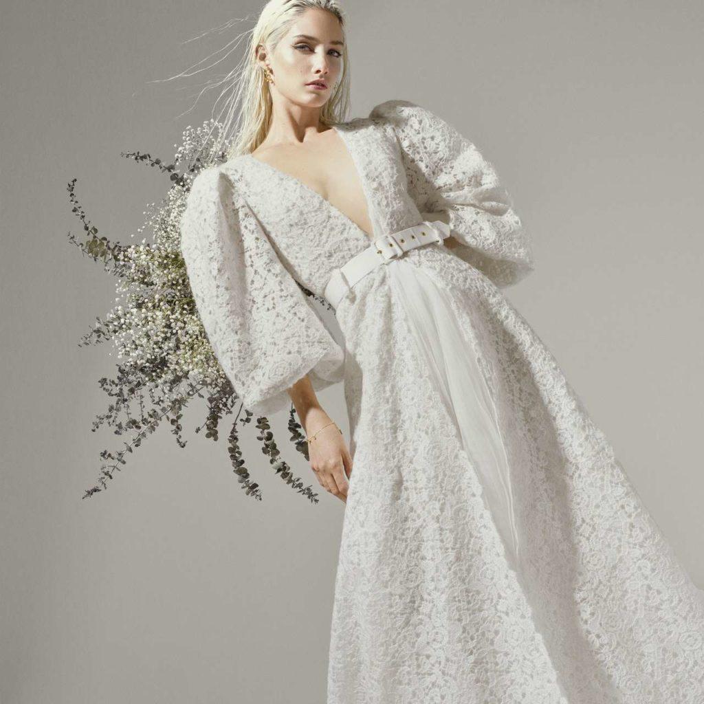 свадебная мода ремень 2022