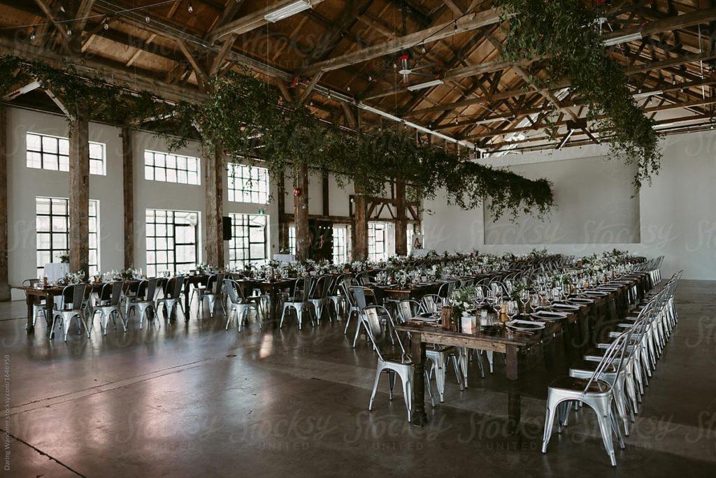 место для свадьбы