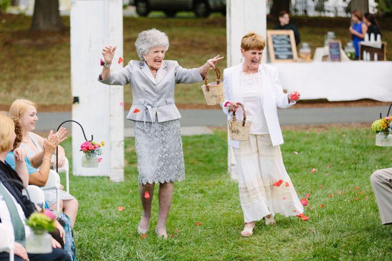 бабушки цветочницы