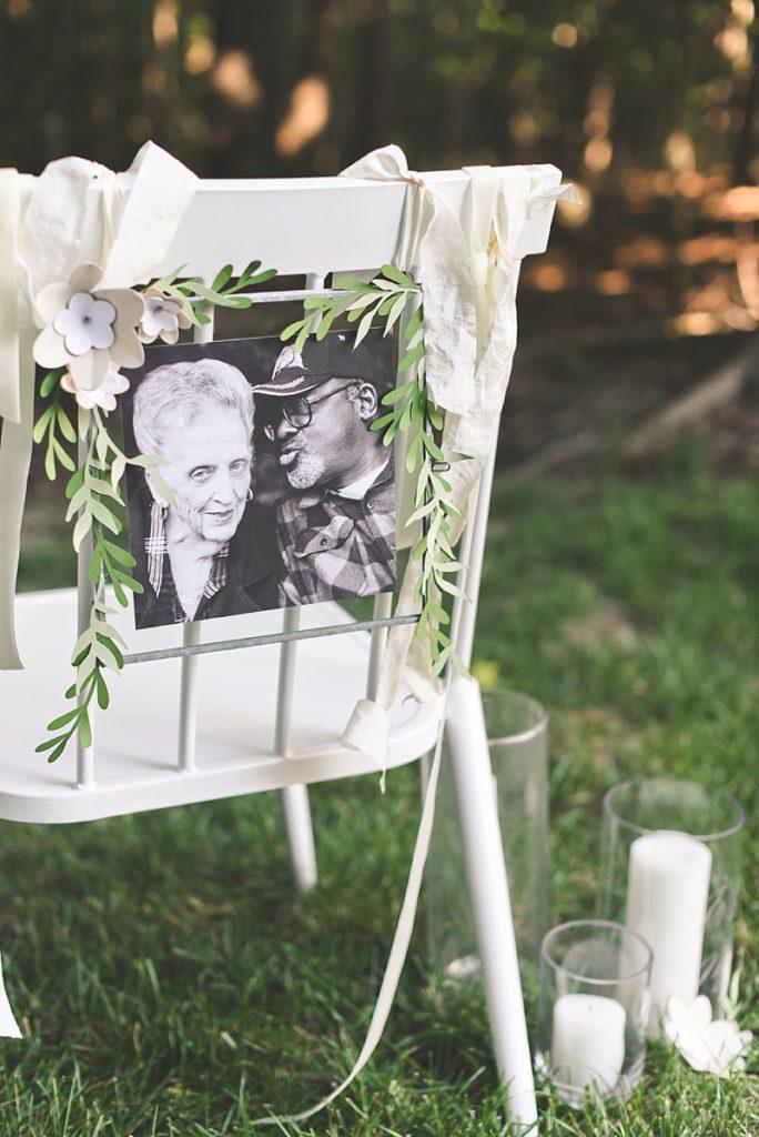 церемониальный стул