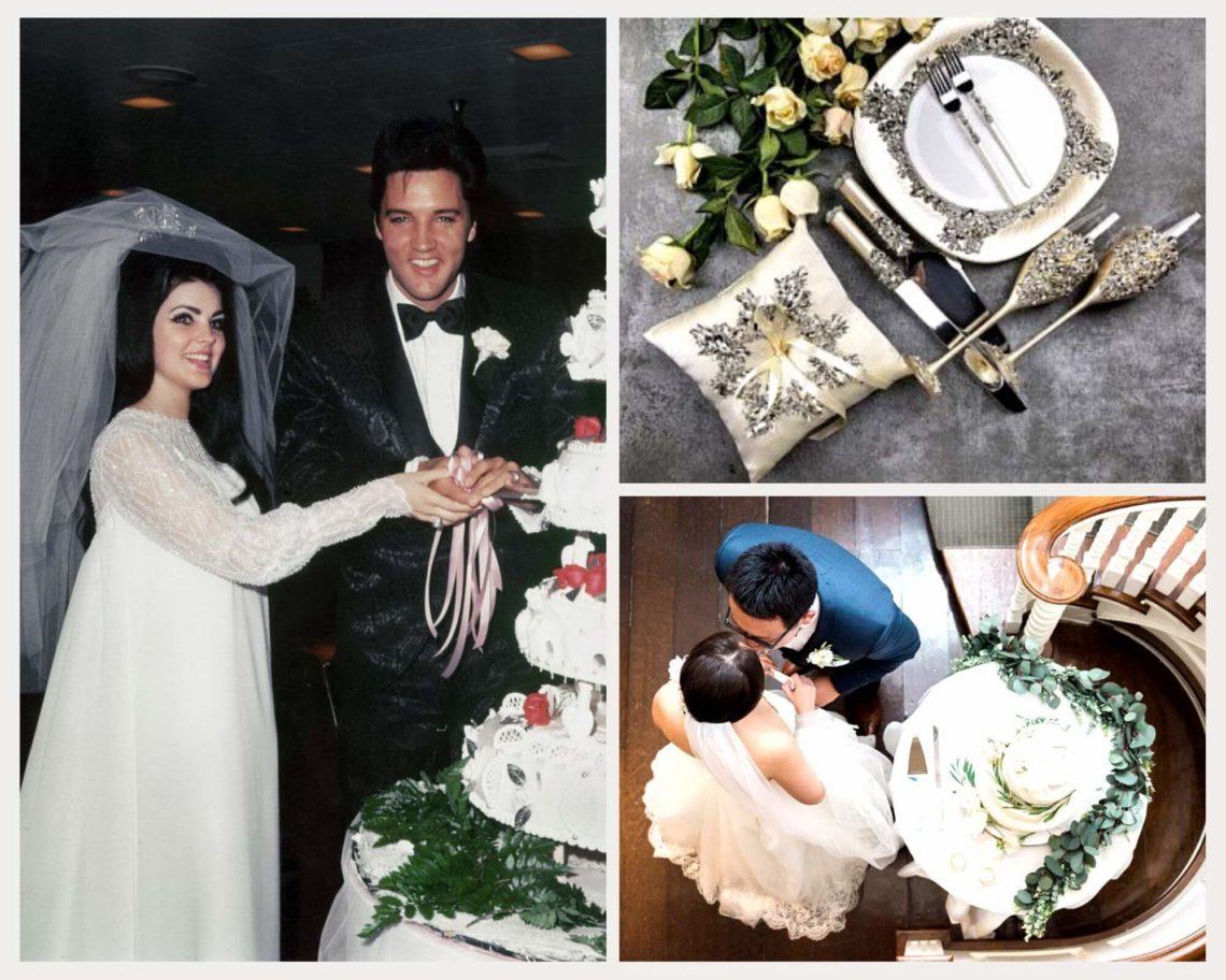 как правильно разрезать свадебный торт