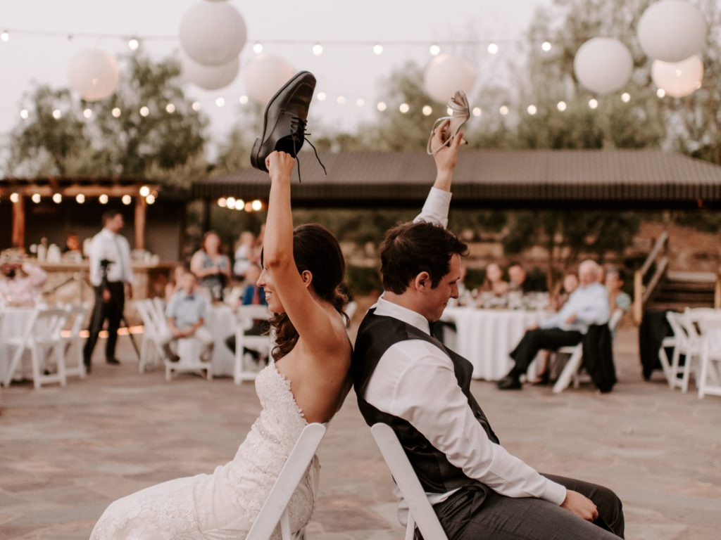 игры на свадьбах